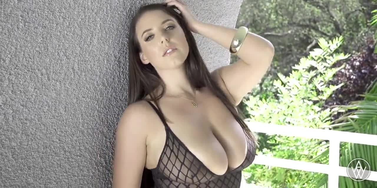 Angela White Vs Prince Yahshua & Rico Strong