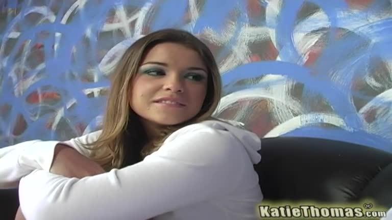 Katie Thomas Vs Rico Strong